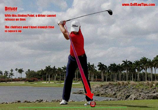 golf swing impact zone