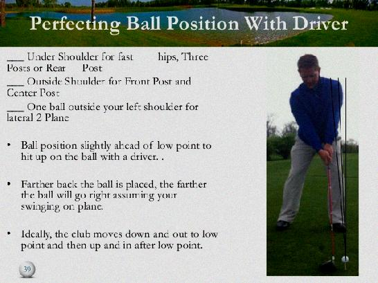 Golf Swing Right Or Left Hand Dominant