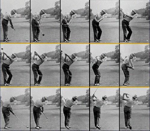 greatest golf swing ever