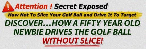 how to get rid of slice in golf swing