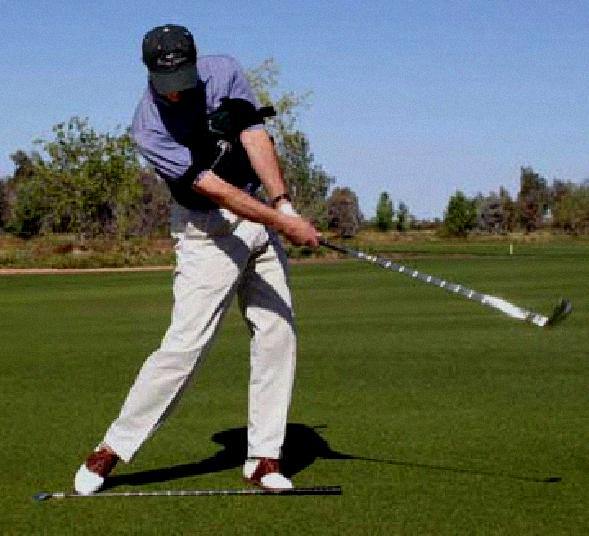 how to get the perfect golf swing