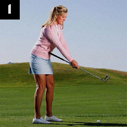 how to slow hips down in golf swing