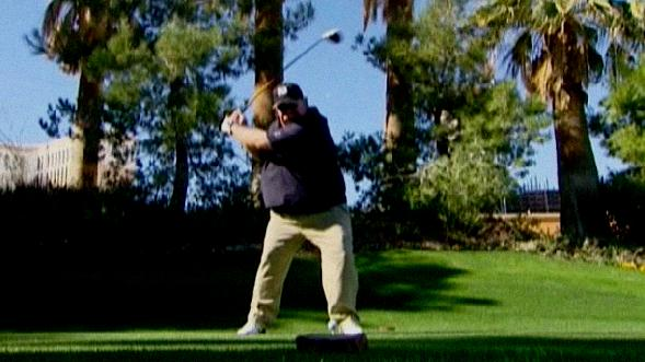 How To Use Your Right Leg In The Golf Swing - How To Use
