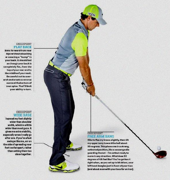 improve my driver golf swing