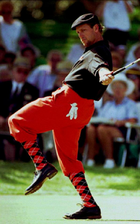 payne stewart golf swing video