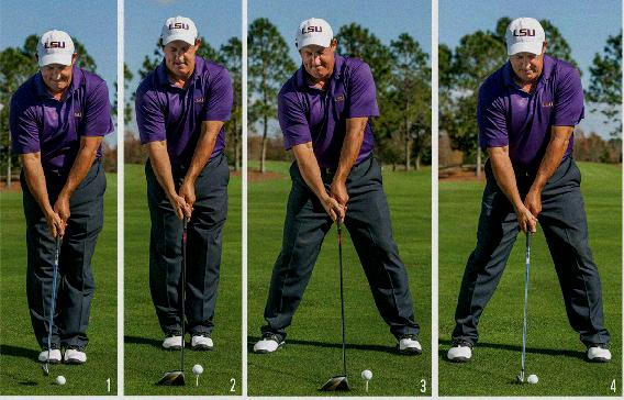 swing aids for golf
