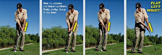 Tips To Swing Through The Golf Ball - Swing Through The Golf